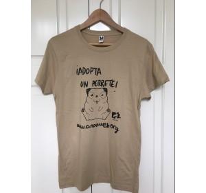 Camiseta  ADOPTA UN PERRETE