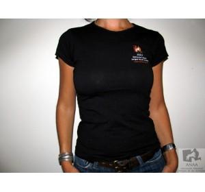 Camiseta Chica Bordada