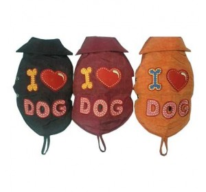 Anorak I Love Dog